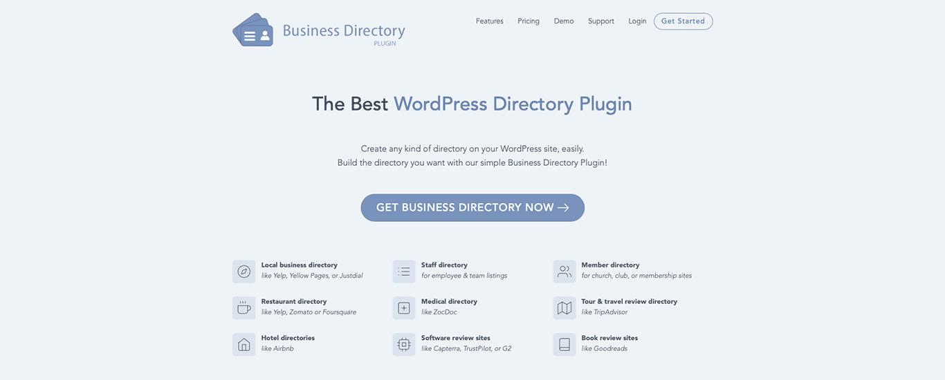 Nouvelle Mise à Jour 5.7.5 du Plugin Business Directory